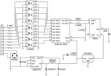 Ram Array Diagram besides Wiring Diagram For Solar Battery Charger together with Tutorial Arduino And Pcf8563 Real Time Clock Ic additionally Eclipse Shift Solenoid Location furthermore I2c Interface Wiring Diagram. on arduino can bus