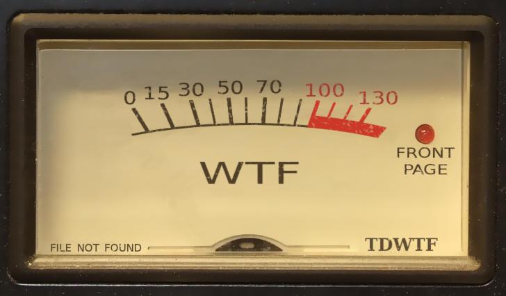 WTF meter